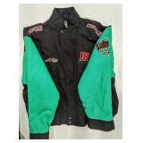 Nascar jacket. Size XL Competitors view.