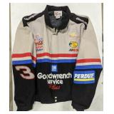 Nascar jacket with some staining. Size XXL. Chase