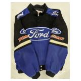 Nascar Ford Jacket. Size M. Racing Champions