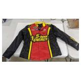 Signed size large racing jacket official
