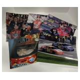Lot of Nascar racer pictures