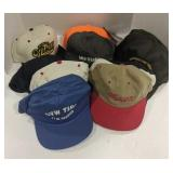 Lot of hats most new