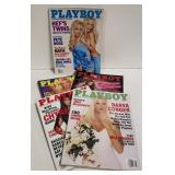 Playboys- 2000 (5 issues)