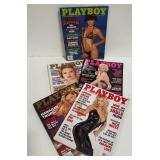 Playboys- 1999 (5 issues)