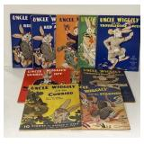 Lot of Uncle Wiggily story books