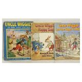 Lot of Uncle Wiggily hardback story books