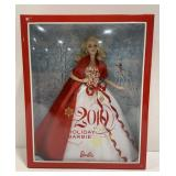 2010 Holiday Barbie Collector Doll