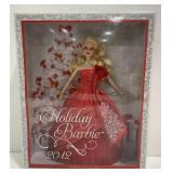2012 Holiday Barbie Collector Doll