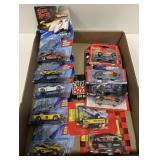 Lot of Racing Champions 1:64 Scale and Speed