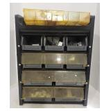 Parts & pieces organizer, Carrying  case with