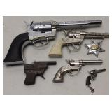 Vintage Cap Guns and More