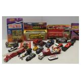 Large Lot Of Die-Cast Cars & More