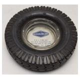 Vintage Goodyear TEL Tire Portage IN Promo Tire