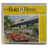 Vintage Matchbox Build Road Playset In Box