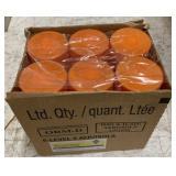 6 Multi-Purpose Paint osha safety orange