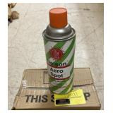 6 Nelson Aero spot log marketing paint