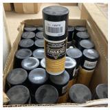 Lot of Caulk-ez cans