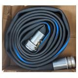 Versiflo 125 water discharge fire hose