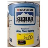 Rust-Oleum Sierra Water Based Epoxy Floor
