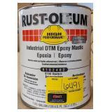Rust-Oleum Industrial DTM Epoxy Mastic 9100