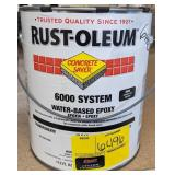 Rust-Oleum Water-Based Epoxy Clear 6000 System
