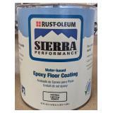 Rust-Oleum Sierra Performance Water-Based Epoxy