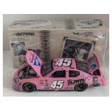Action racing 1:24 # 45 diecast car
