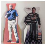 Team image #18 and Larry Mcreynolds mini standee