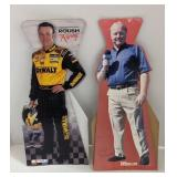 Team Image #17 and Larry Mcreynolds cardboard