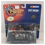 Winners circle Dale Earnhardt pit row diecast