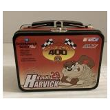 Kevin Harvick small lunch box with car and figure