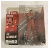 Dale Earnhardt series 2 Coca Cola figure .