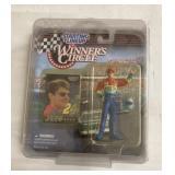 Jeff Gordon figure with card
