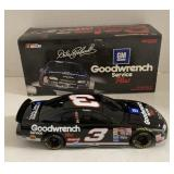 Dale Earnhardt 1:24 scale Goodwrench car