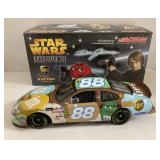 Dale Jarrett 1:24 scale Star Wars car