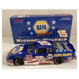 Michael Waltrip 1:24 scale NAPA car