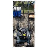 Briggs and Station push lawnmower