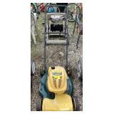 Yard-Man PowerMore 139cc OHV push lawnmower