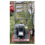 """Yard Machines 3.5 Hp 21"""" snowblower"""