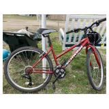 Solution Schwinn bike
