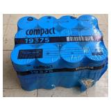 Compact Coreless 2 Ply Recycled Toilet Paper,