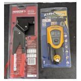 Zircon multiscanner l550 and arrow swivel riveter