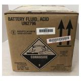 1.5 Gal Battery Fluid