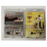 Dale Earnhardt, Steve Park 1:64 scale car