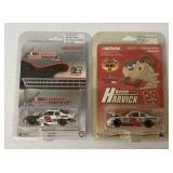 Dale Earnhardt , Kevin Harvick 1:64 scale cars