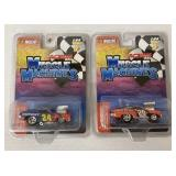 2 1:64 scale muscle cars