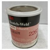 3 M scotch-weld Plato. Adhesive  1 QT