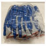 Rubber work gloves  12 pack