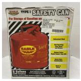 Safety can Type l 5 gallon