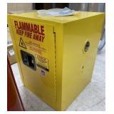 Eagle Flammable Liquid Storage Cabinet 4 gal